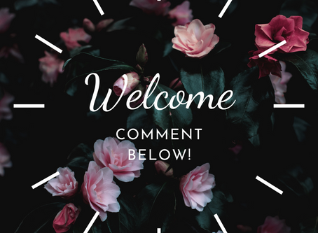 Welcome to Bella's Blog!