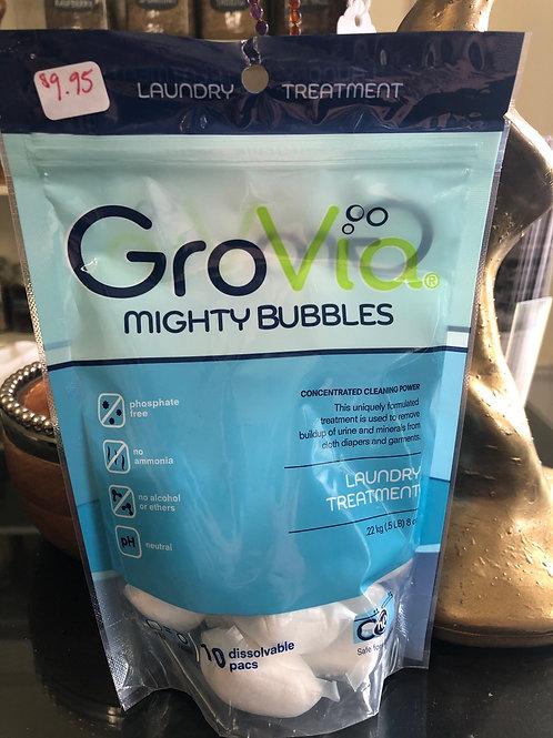 GroVia Mighty Bubbles
