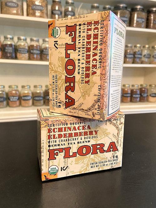 Echinacea Elderberry Tea