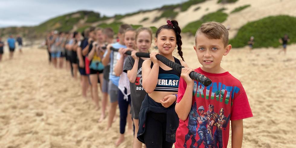 Family Beach Fun/Fitness Day