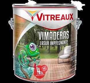 LATA VITREAUX VIMADERAS IMPREGNANTE LASU