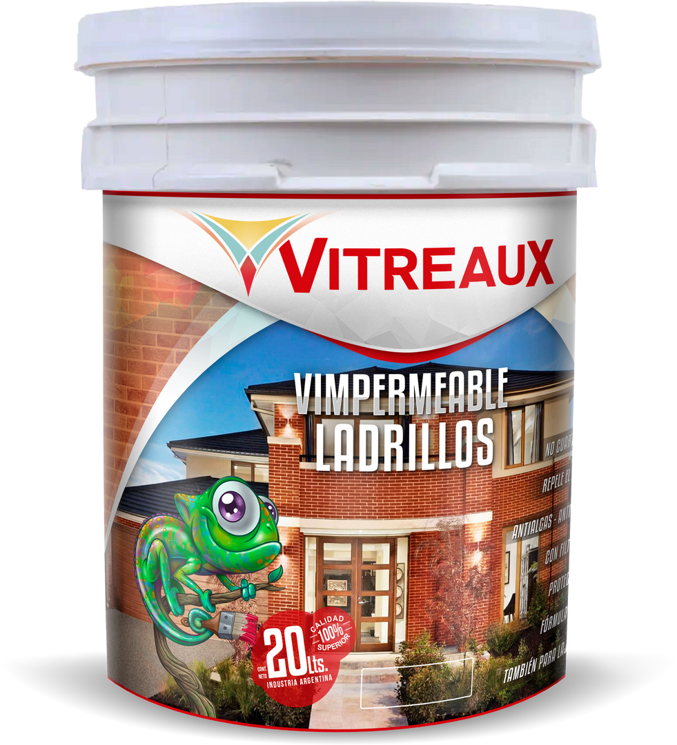 VIMPERMEABLE LADRILLOS