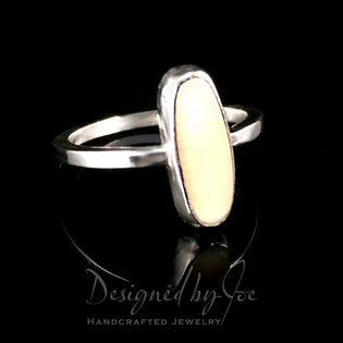 Antique Ivory Ring