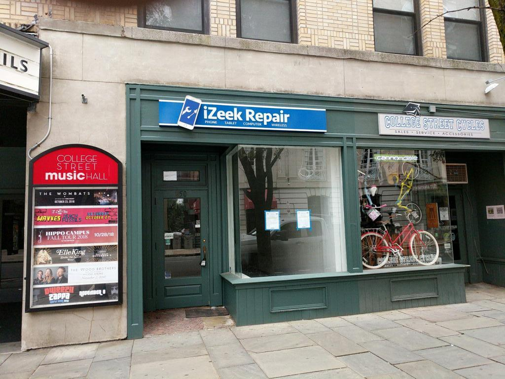 iZeek New Haven Phone Repair
