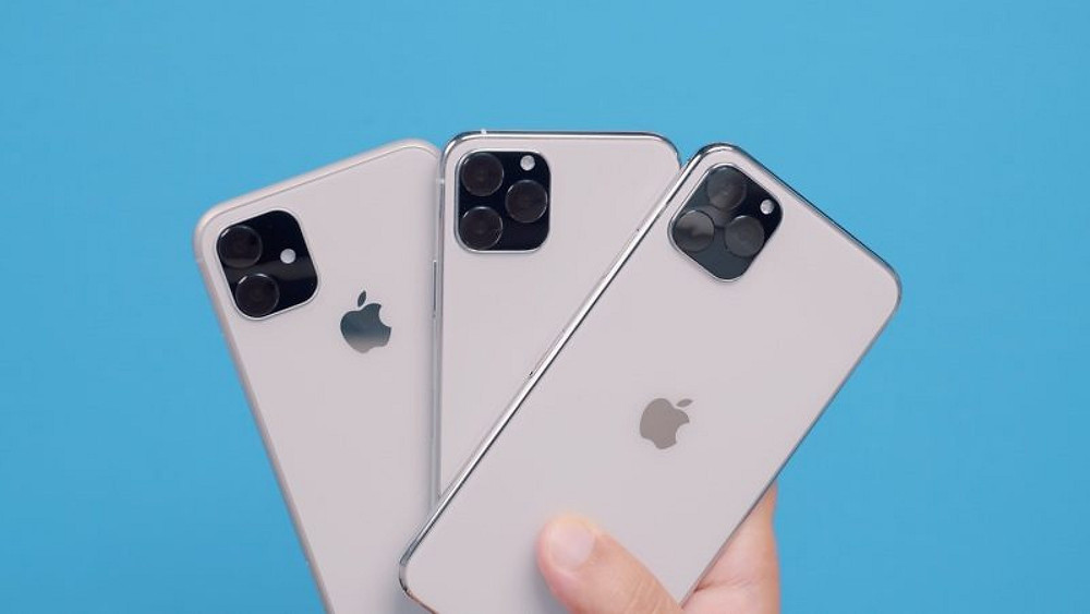 The three new iPhone 11 models will be camera-focused