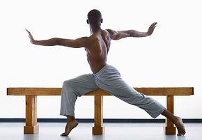 Danseur de ballet Homme