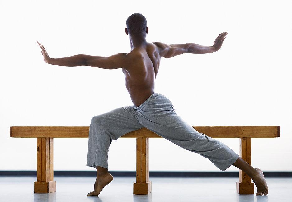 Male Ballet Dancer
