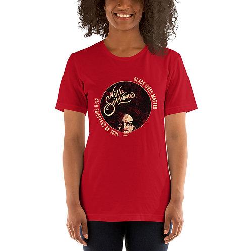 Nina Simone= Black Lives Matter Tee-