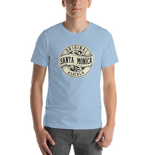 Santa Monica Original- Short-Sleeve Unisex T-Shirt