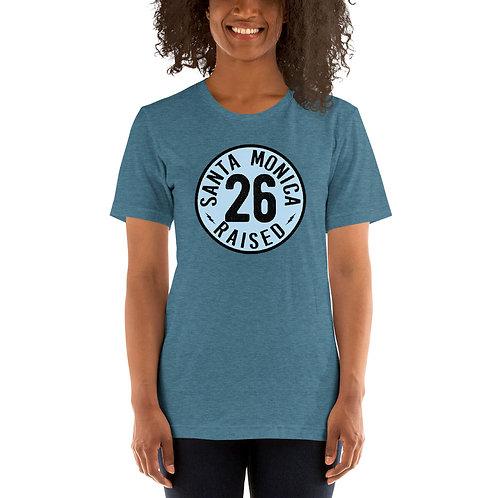 SM Raised Station 26-Short-Sleeve Unisex T-Shirt