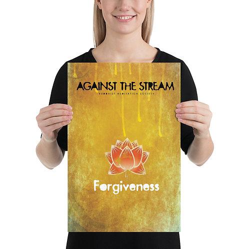 310Brandla Forgiveness Poster 12 x 18