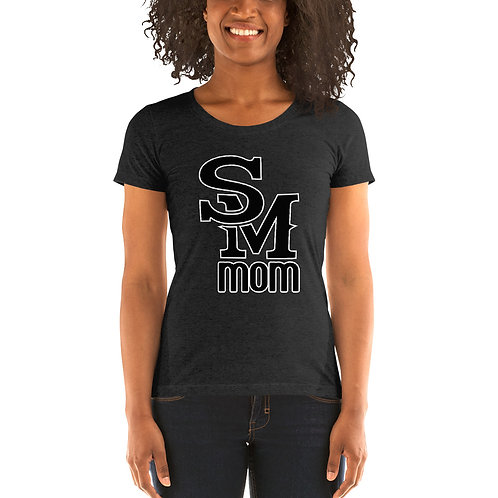 Santa Monica Mom' Ladies' short sleeve t-shirt