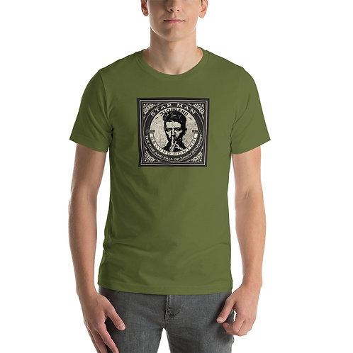 Star ManShort-Sleeve Unisex T-Shirt