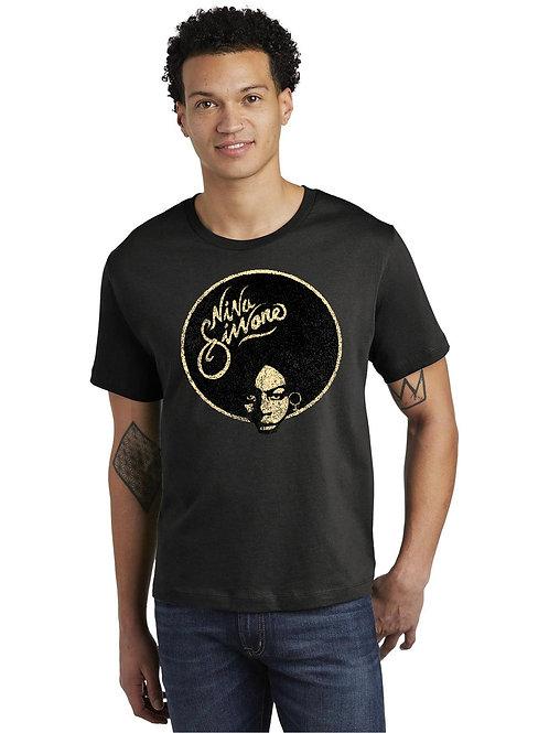 Nina Simone Distressed look- Short-Sleeve Unisex T-Shirt