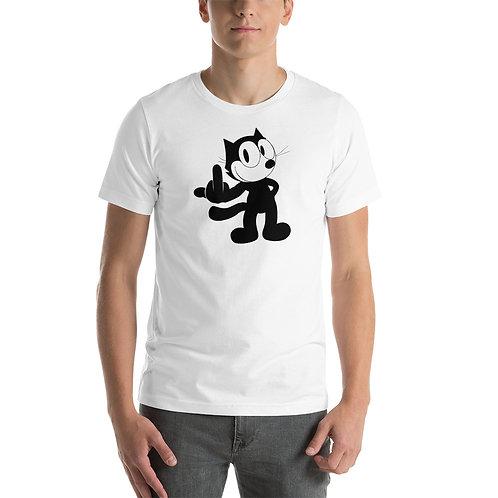 310BrandLa Felix and the Bird- Short-Sleeve Unisex T-Shirt