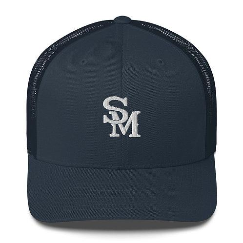 Old School SM Trucker Cap