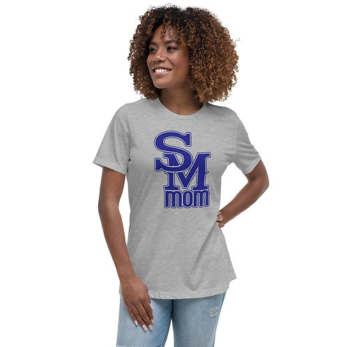 SM Mom- Women's Relaxed T-Shirt