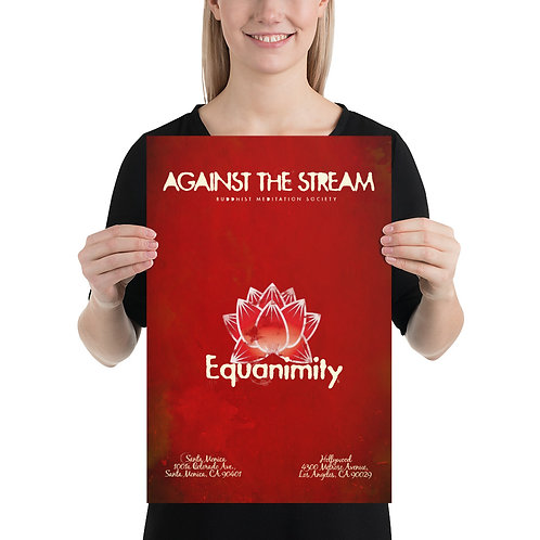Equanimity Poster