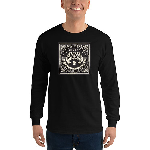 SM Skates -Men's Long Sleeve Shirt