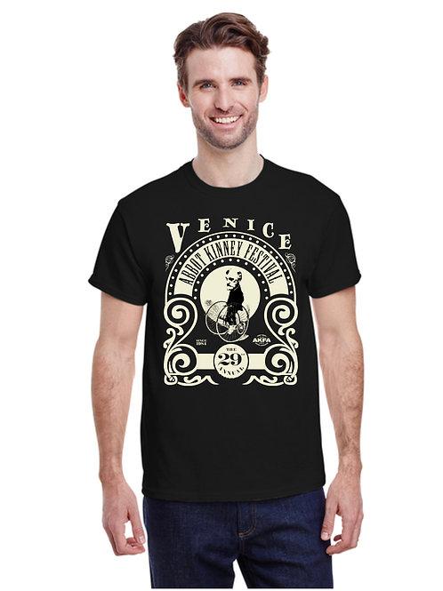 Venice- Abbot Kinney Short-Sleeve Unisex T-Shirt