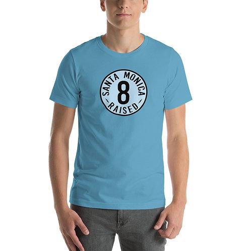 SM Raised- Station 8 -Short-Sleeve Unisex T-Shirt