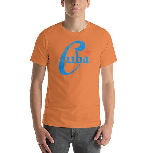 Cuba Retro style Short-Sleeve Unisex T-Shirt