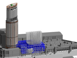Boston's South Station Project