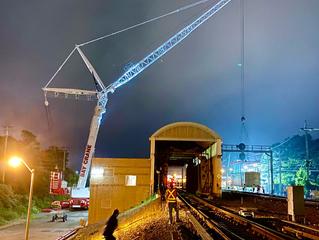 New Mid Suffolk Electric Yard