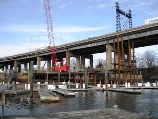 Flashback Friday - Moses Wheeler Bridge
