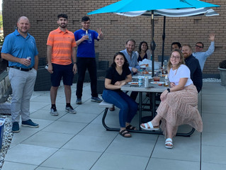 Happy hours are back at Siefert Associates!