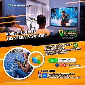 Energia Solar a la red eléctrica