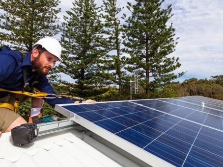 Cuidado al comprar paneles solares baratos