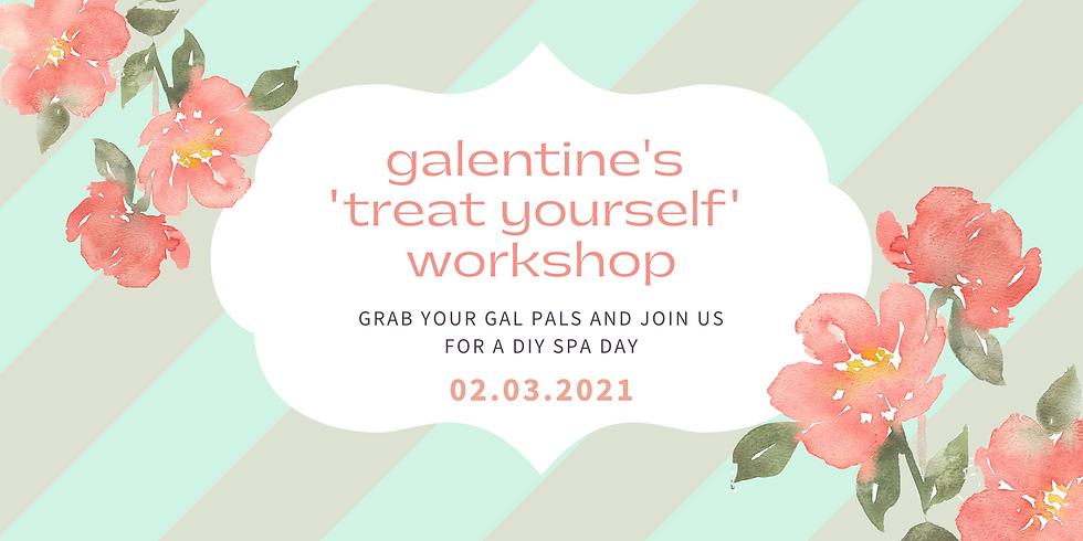 Galentine's Day Workshop
