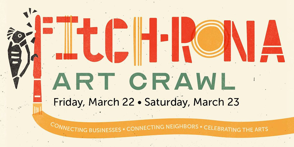 Fitch-Rona Art Crawl