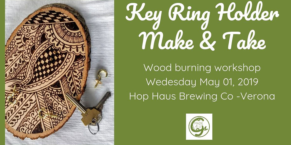 Wood Burning Craft Event - CANCELLED