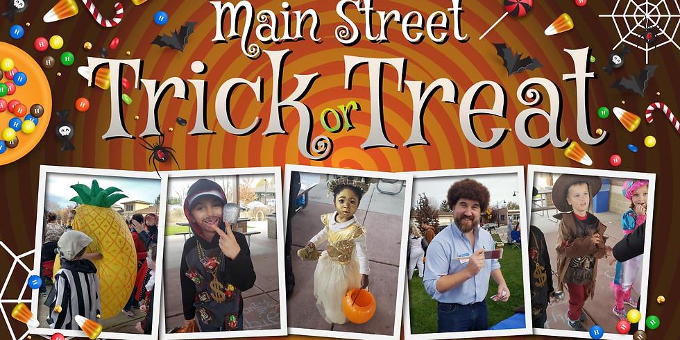 Trick or Treat on Main Street