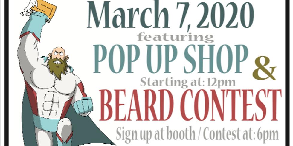 Level-Up Beard Contest