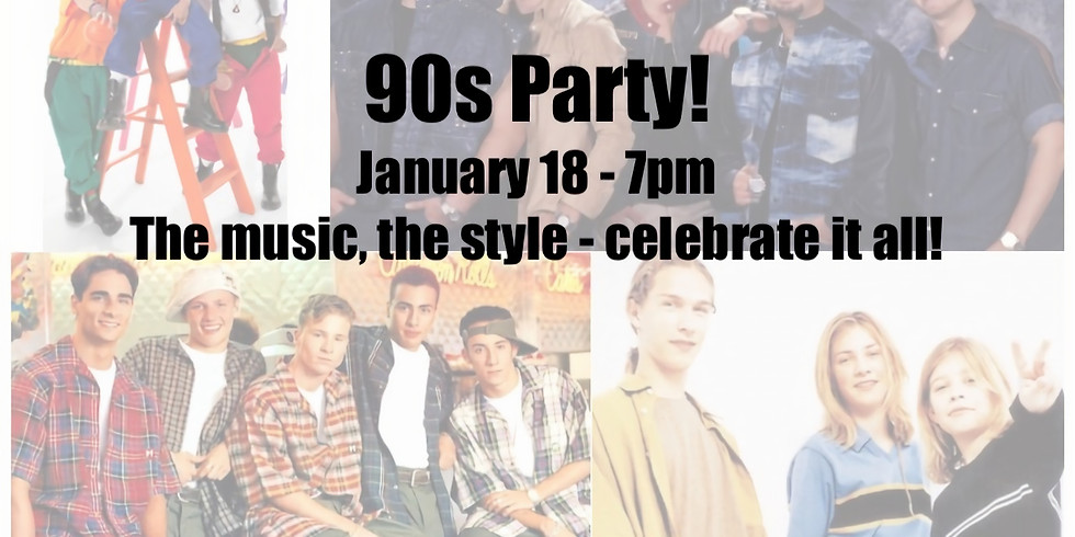 90's Party!