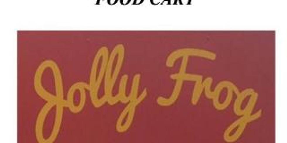 Jolly Frog Food Cart