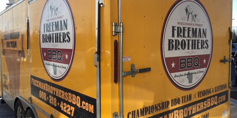 Freeman Brothers BBQ!