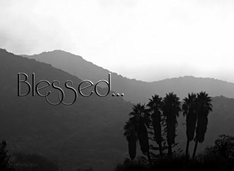 Blessed in Christ Jesus