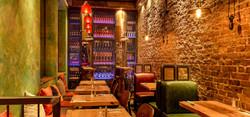 Vespa Italian Restaurant, London