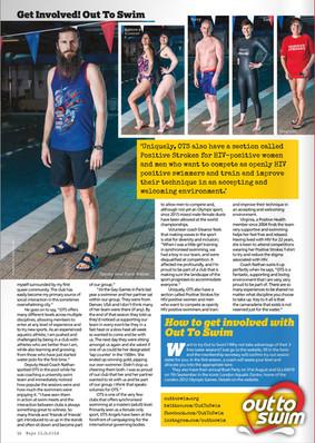 BOYZ Magazine - Out To Swim editorial