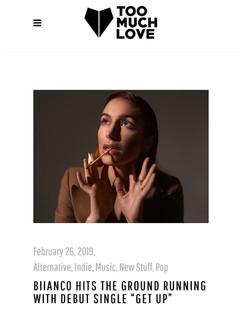 Too Much Love Magazine