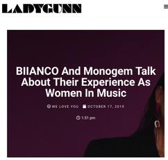 LadyGunn Magazine