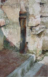 Matthew Daub Plein air watercolor Italy Arts Sojourn