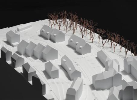 Pläne Neubau Tambourenstrasse