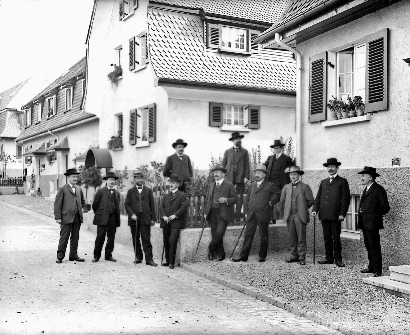 2009 03. 11. Foto Archiv EBG St.Gallen.