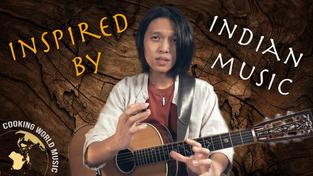 Indian Rhythm Inspired Guitar Lick