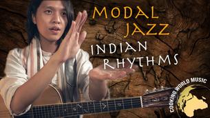 Indian Rhythm Inspired Modal Jazz Lines